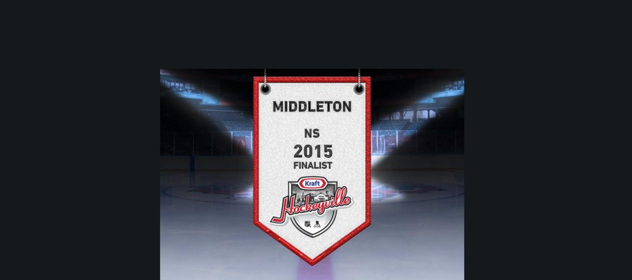 Middleton for Hockeyville 2015